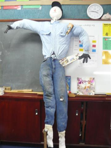 Lee Scarecrow