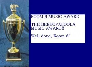 Room 6 award