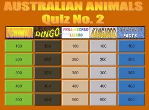 quiz game 2